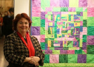 Quilter Dorothy Stockwell
