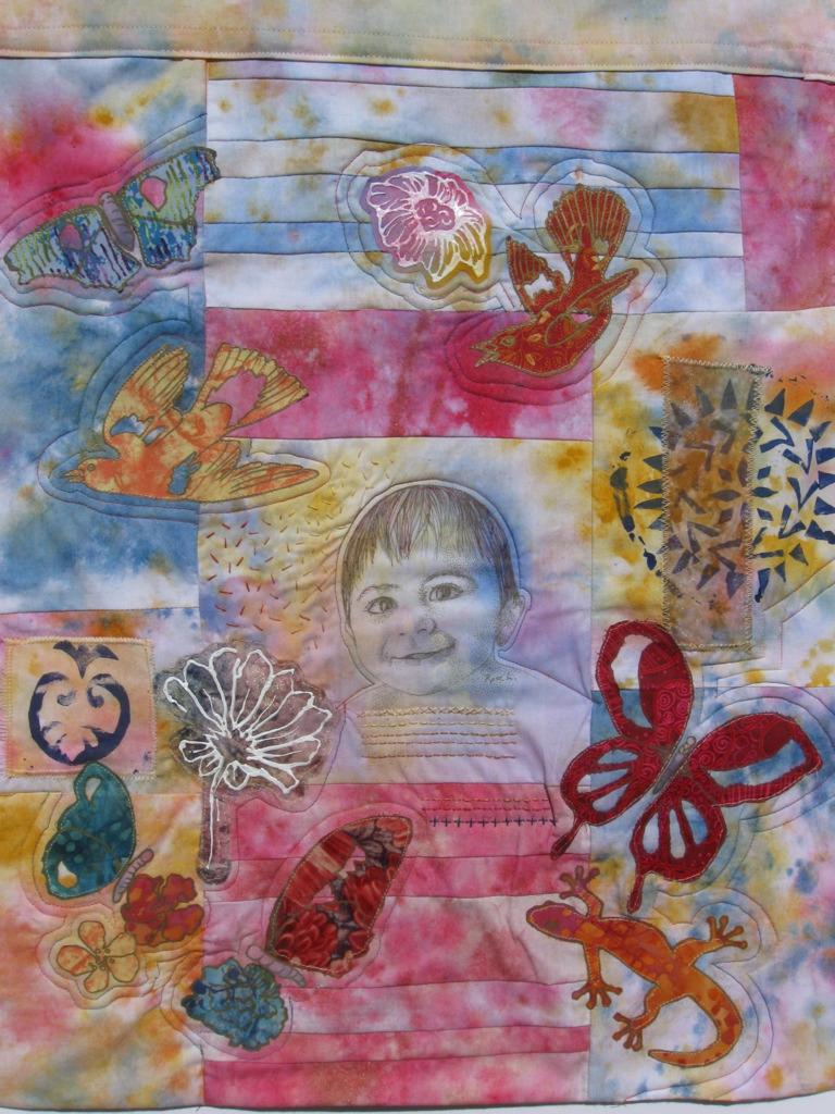 """Symbols of Life"" by Rose Legge"